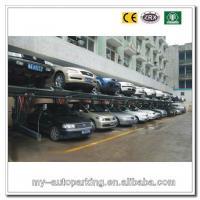 Wholesale Two Post Simple Parking Lift 2 Level Parking Lifts Vertical Parking Lift Platform from china suppliers