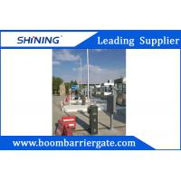 Wholesale Intelligent Parking LED Boom Barrier Gate 24VDC 430.5MHz With Auto Close from china suppliers