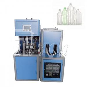 Wholesale 2000ml Semi Auto PET Water Bottle Blowing Machine Stretch moulding from china suppliers