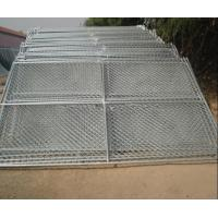 Chain Link Temporary Fence Panels Of Item 106059779