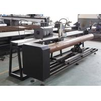 Wholesale 3 Axis CNC Intersecting Plasma Flame Pipe Cutting Machine With High End Technical Program from china suppliers