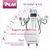 China GLM 7 in 1 Multifunctional vacuum cavitation slimming machine for whole body shaping wholesale