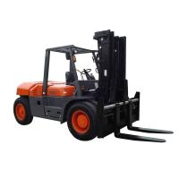 Wholesale Industrial Diesel Forklift Truck , 10 Ton Forklift Material Handling Equipment from china suppliers
