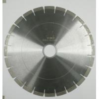 Wholesale Fast Cutting Speed Durable Diamond Saw Blades For Cutting Granite / Marble from china suppliers
