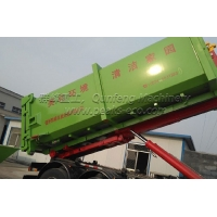 Wholesale Horizontal Detachable Waste Compress Equipment waste solution system supplier from china suppliers