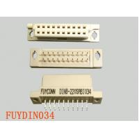 Buy cheap 2 rows 20P Female DIN 41612 B Type Connector, Straight Terminals Eurocard from wholesalers