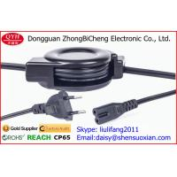 Wholesale Male To Female Retractable Power Cord , European Standard AC Power Cord from china suppliers