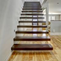 Delicieux Floating Stair / Glass Staircase / Build Floating Staircase