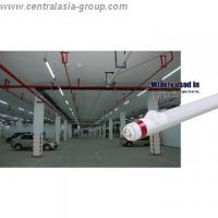 Wholesale IR sensor t8 led tube 10w 60cm 120deg 950lm 72smd2835 CE ROHS from china suppliers