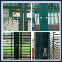 Wholesale Anti-errosion welded mesh 358 security fence from china suppliers