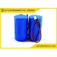 Wholesale 3.6V 13.0Ah Lithium Thionyl Chloride Battery Lithium Battery ER34615M Size D disposable battery from china suppliers