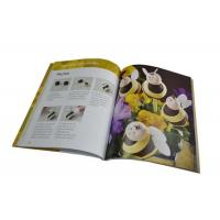 Quality Custo Paper Hardcover / Softcover Book Printing Service For Paperback Book for sale