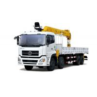 Wholesale 6x4 truck mounted crane, telescopic boom truck mounted crane from china suppliers