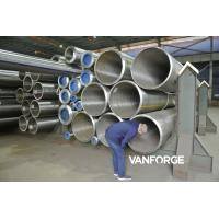 Wholesale ASTM A335 P92 Seamless Alloy Steel Pipe High Yield Strength Wall Thickness 9.53-140 Mm from china suppliers