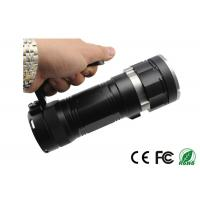 China Magnetic Diving Powerful High Power Led Flashlight Rechargeable Led Torches on sale