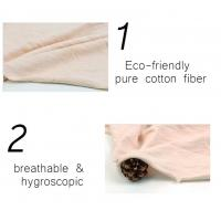 Wholesale Organic Bamboo Lycra Fabric , T Shirt Fabric Elastane Strong Hygroscopic from china suppliers