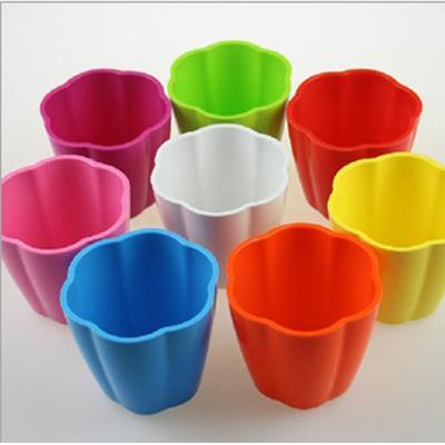 cheap plastic flower pot garden pot of item 105187682. Black Bedroom Furniture Sets. Home Design Ideas