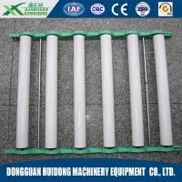 Wholesale PVC Plastic Gravity Feed Roller Conveyor , Transportation Package Roller Conveyor from china suppliers