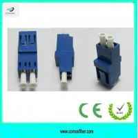 Wholesale LC duplex SM fiber optic adapter from china suppliers