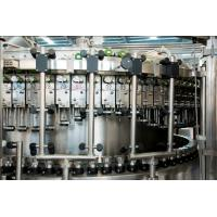 Wholesale 15KW Glass Bottle Water Beverage Carbonated Filling Machine from china suppliers