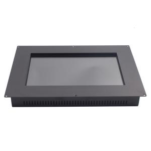 Wholesale IR Touch Industrial Panel Mount Monitor DVI Port from china suppliers