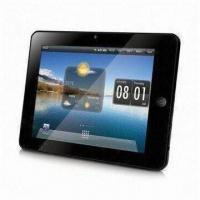 Wholesale 8-inch Tablet PC with 1GHz CPU, 256MB DDRII RAM and Google Android 2.1 Operating System from china suppliers