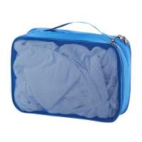 Wholesale Toiletry Bag for Men & Women, Waterproof Toiletry Organizer For Travels, Travel Shower Bag with Mesh Pockets & Sturdy Ho from china suppliers