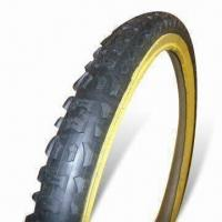 Wholesale Bicycle Tire with Good Quality, Made of Natural Rubber from china suppliers