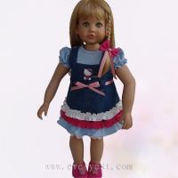 Wholesale 18 inch american beautiful vinyl girl dolls from china suppliers