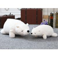 Wholesale Stuffed Animal Plush Toys 70cm Size 0.8kg Pure White Teddy Bear Soft Toy from china suppliers