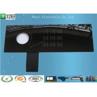 Wholesale Waterproof Circuit Capacitive Membrane Switch / PCB Membrane Switch Keypad from china suppliers