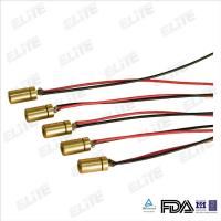 Wholesale FDA Gun Laser 635nm 5mw Mini Red Laser Module 4x8mm for SIRT Pistols from china suppliers