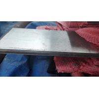 China ASTM 276 TP316L Stainless Steel Flat Bar80*10*6000mm With Hair Line on sale