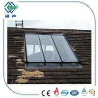 Aluminum window pane quality aluminum window pane for sale for High insulation windows