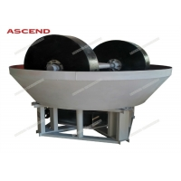 Wholesale Grinding Gold Wet Pan Mill from china suppliers