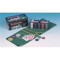 China Texas holdem poker chips set on sale