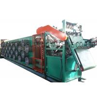 Automatic Rubber Sheet Cooling Machine , Continuously Batch Off Cooling Machine For Rubber Sheet
