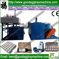 China plastic egg tray machine on sale