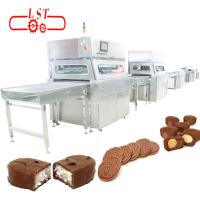 Wholesale Automatic Chocolate Enrobing Machine CE Certification from china suppliers