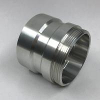 Wholesale Custom Aluminum CNC Turning Parts , Precision Aluminum Machining With Righ Angle from china suppliers