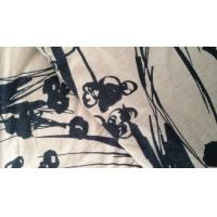 Wholesale Custom Made Floral Viscose Polyester Jacquard Knit Fabric For Lingerie / Intimates from china suppliers