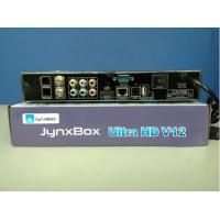 Quality new jynxbox ultra hd satellite tv receiver jynxbox v12 better than v10 for north for sale