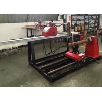 Wholesale CNC Portable Metal Plasma Cutting Machine For Round Tubes And Square Pipes from china suppliers