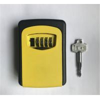 Buy cheap Aluminum Alloy Wall Mounted Key Lock Box Outdoor for Real Estate from wholesalers