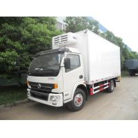 Wholesale 4x2 vegetable transport truck refrigerated vehicle, Refrigerated truck from china suppliers