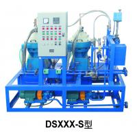 Wholesale Automatic Control Fuel Oil Separator Unit for 0# Diesel 1600 L / H from china suppliers