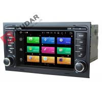 Wholesale Octa Core 64bit Processor 2 Din Car Dvd Player Audi A4 Head Unit Supports 4K Video from china suppliers