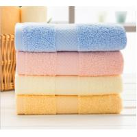 Wholesale Personlised luxury organic cotton face terry cloth towels sale from china suppliers