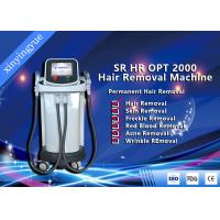 Wholesale Best Germany Xenon Lamp IPL SHR / SHR OPT Elight Hair Removal Machine from china suppliers