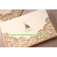 Wholesale Elegant Wedding Card from china suppliers